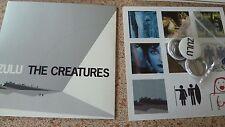The Creatures ZULU Live CD SIOUX7CD Box set - Mint