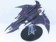 RAZORWING JETFIGHTER - Painted Drukhari Dark Eldar Warhammer 40K Army de8
