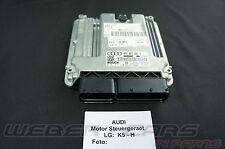 Audi A6 Allroad 4F 233PS Motor Steuergerät Dieselmotor 4F0910402 ASB 3.0TDI V6
