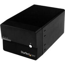 STARTECH.COM S3520BU33ER 2BAY HDD RAID ENCLOSURE WITH