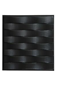 Parallel 3D Decorative Wall Panel ABS Plastic Mould Mold Plaster Gypsum DIY Tile