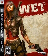 Wet - Playstation 3 Game