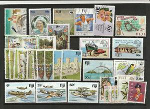 GB - Fidschi-Inseln - Kleiner Posten - s. Bild
