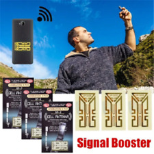 5Pc Cell Phone Mobile Signal Enhancement-Gen-X Antenna Booster Improve Stickers