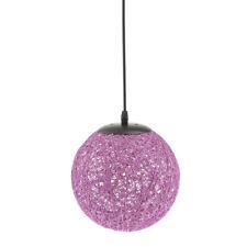 MagiDealMagiDeal Rattan Wicker Ball Pendant Lampshade Hanging Ceiling Lamp, Dia.