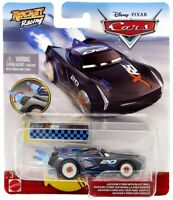 Disney Pixar Cars Rocket Racing Jackson Storm with Blast Wall, NEW