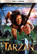 Tarzan (DVD/Digital, 2015)Brand New