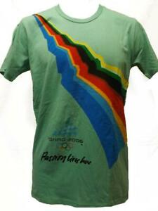 New 2006 Torino Turin Italy Olympics Mens Sizes S-L-XL-2XL Licensed Shirt