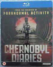 Chernobyl Diaries Steelbook Blu-Ray **Region B**