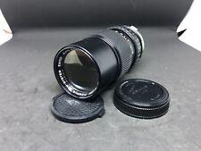 Olympus OM-SYSTEM ZUIKO AUTO-ZOOM 1:4 f = 75-150 mm lens