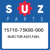 15710-73K00-000 Suzuki Injector assy,fuel 1571073K00000, New Genuine OEM Part