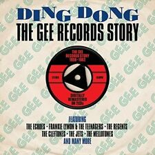 Ding Dong - The Gee Records Story 1956-1962 2CD NEW/SEALED