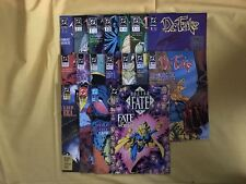 Lot of 18 Doctor Fate 1988 2nd Series #1-3 5 8-15 18 22 25 32 34 37 VF Very Fine