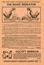1922 small Print Ad of The Magic Indicator The Little Wonder Instrument