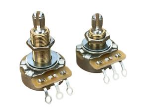 CTS 500K  Split Shaft Pot Volume or Tone, Short or Long Shaft