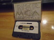 RARE ADV PROMO 8 Seconds CASSETTE TAPE soundtrack Brooks & Dunn Reba McEntire 93