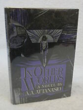 A.A. Attanasio IN OTHER WORLDS 1st Edition William Morrow and Company 1985