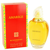 Amarige Eau De Toilette Spray By Givenchy 3.4oz