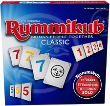 Rummikub by Pressman Classic Edition The Original Rummy Tile Board Game
