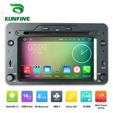 Android5.1 Quad Core Car Stereo DVD Player GPS Navigation For Alfa Romeo Spider