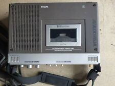 Philips Audio visual Stereo Recorder D6920