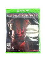 Xbox One Metal Gear Solid V The Phantom Pain Video Game