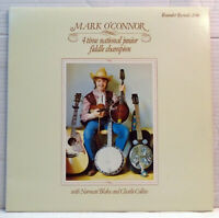 Mark O'Connor - vinyl LP USA 1974 RARE Rounder 0046 Near Mint