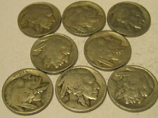 48 DIFFERENT BUFFALO NICKELS SOME BETTER DATES