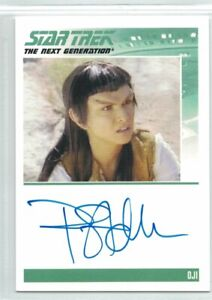 Star Trek CTNG rewards card Pamela Aldon Segall