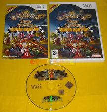 MYTH MASTERS SUPER KART GP Wii Versione Ufficiale Italiana »»»»» COMPLETO