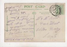 Mr & Mrs Holt Peer Street Elton Bury Lancashire 1909 524b