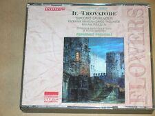 2 CD RARES AVEC LIVRET / IL TROVATORE / VERDI / FERNANDO PREVITALI / TR BON ETAT