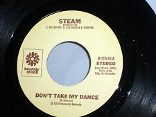 Steam: Don't Take My Dance / Easy Chair   [Unplayed Copy]