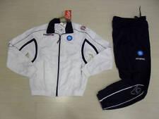 0384 MACRON TG XL NAPOLI TUTA TRACKSUIT SUDADORA Survêtement Sportanzug 体操服