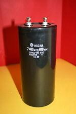 7400 MFD 400 - 450VDC 7400UF Hitachi POTENCIA CONDENSADOR hcgha ad2c2