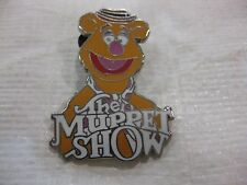 Rare Disney Pin Limited Edition The Muppet Show Fozzy Bear By Walt Disney pin764