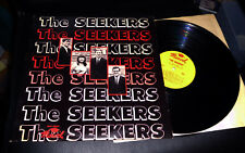 THE SEEKERS Marvel EX Mono CHILLY WINDS Morningtown Ride LONESOME TRAVELER