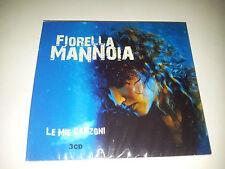 cd musica MANNOIA FIORELLA LE MIE CANZONI box 3 cd