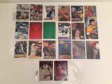 Sports trading cards (mainly promo cards)