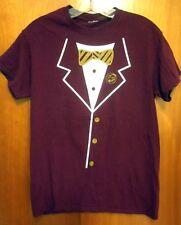 WALSH UNIVERSITY Cavaliers basketball T shirt Ohio small suit tee Beat Malone
