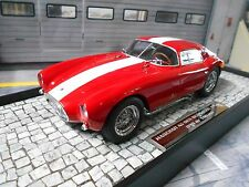 MASERATI A6GCS A6 Coupe 1954 red white stripes Resin Highenddet Minichamps 1:18