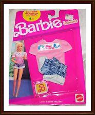 Vintage Barbie Clothes - Fashion Favorites - 1980's - NRFP Mattel -  Lot 7