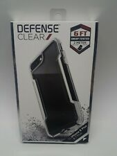 Defense Clear iPhone 8 Plus & 7 Plus Case, Clear iPhone Protection - NEW IN BOX