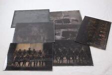 7 Vintage 5x7 Glass negative in a Kodak Plates box