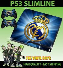 Placas frontales y etiquetas multicolor de vinilo Sony PlayStation 3 para consolas y videojuegos