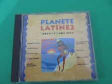 Planete Latine 2 - The Best Of Latin Musik CD 1994 Roberto Torres