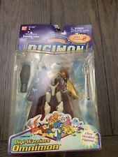 Digimon Digi-Warriors Omnimon NEW. Please Read Description