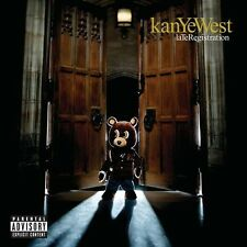 "Kanye WEST ""Last Registration"" CD NEW ALBUM NEW!"