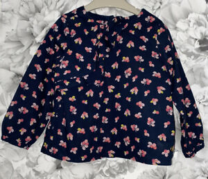 Girls Age 12-18 Months - M&S Long Sleeved Top