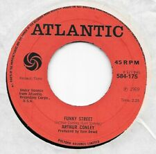 ARTHUR CONLEY: FUNKY STREET (UK ATLANTIC 584175)